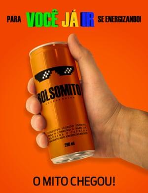 Brazilian energy drink