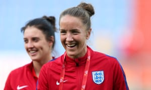 Casey Stoney won 130 England caps and is an assistant coach to manager Phil Neville