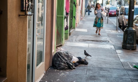 Why is San Francisco ... covered in human feces?