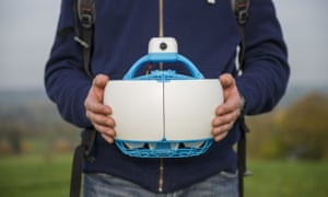 Fleye, the safer drone