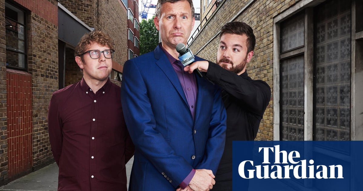 'Our humour gets very dark, very fast': The Last Leg presenters on busting disability taboos