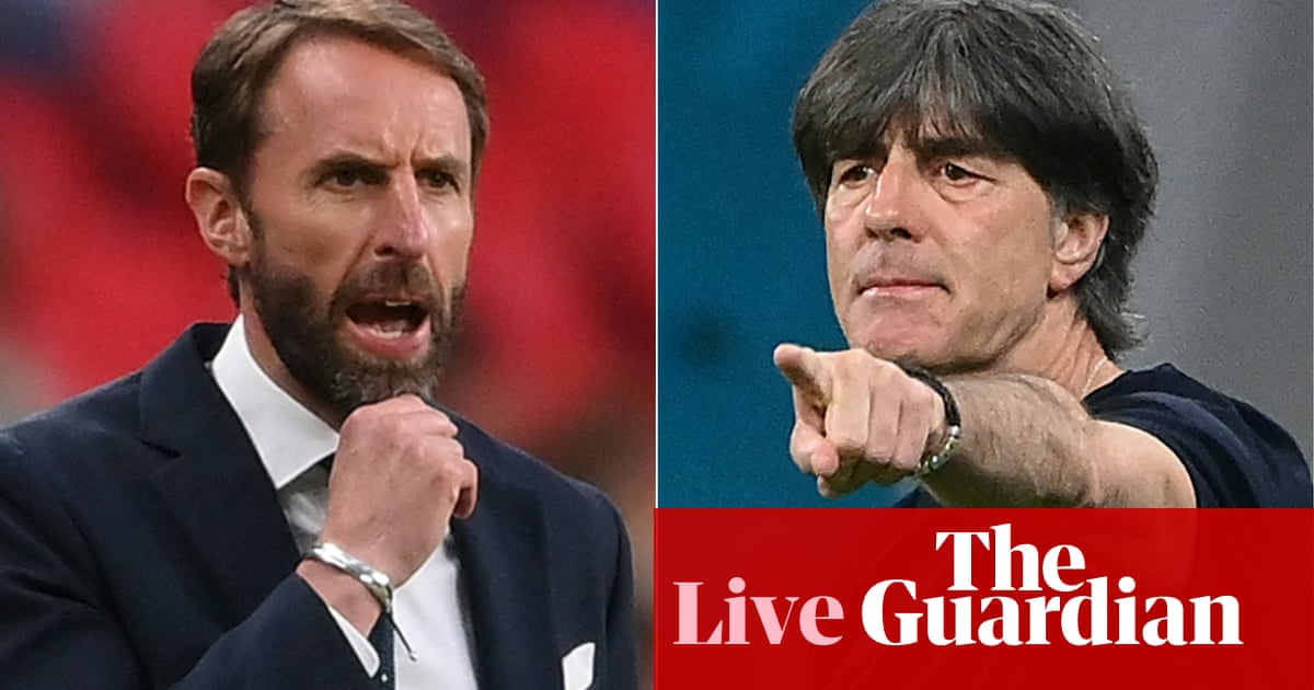 Euro 2020: England and Germany collide after France stunned – live!