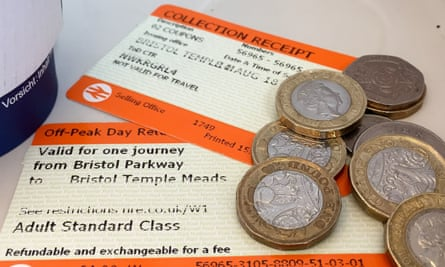 Tickets and coins