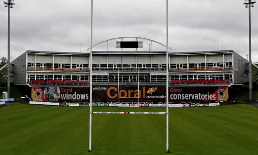 Odsal has been Bradford's home since 1934 but it is now a crumbling, expensive relic.