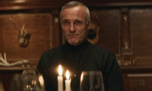 Power games ... Timothy V Murphy in Broil.