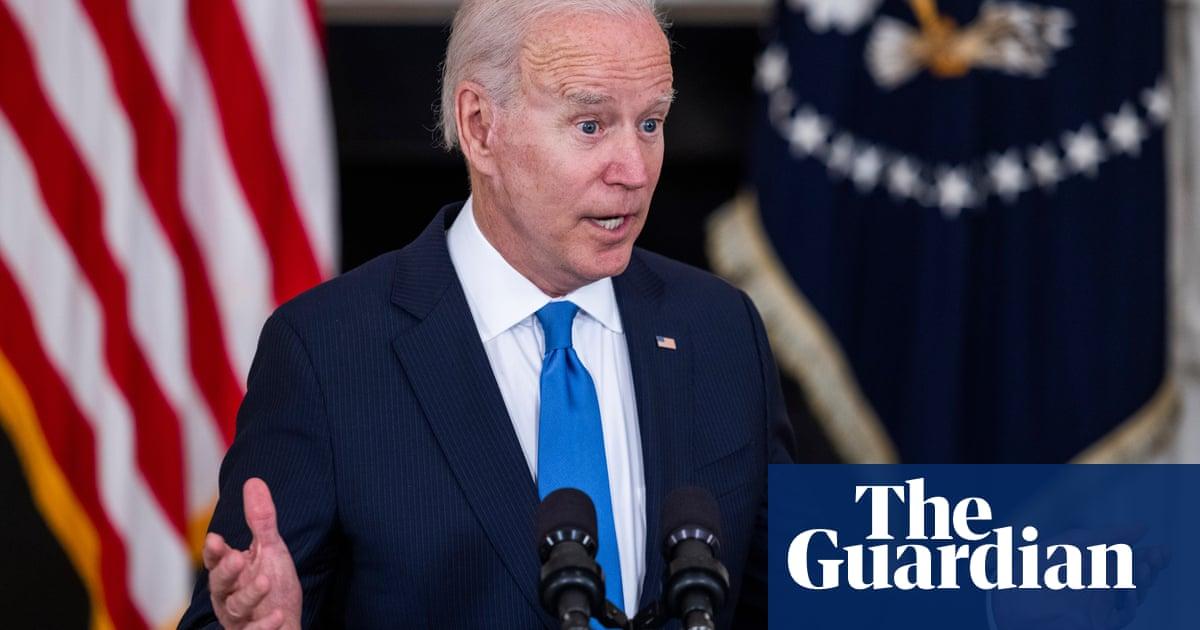 Joe Biden: Republicans are in the midst of a 'mini-revolution' – video