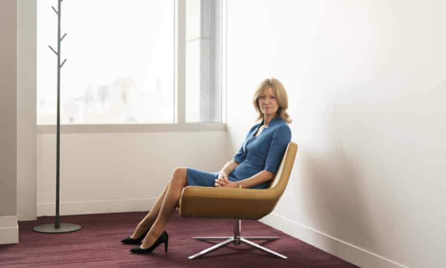 Sarah Churchman at PwC by Rick Pushinsky