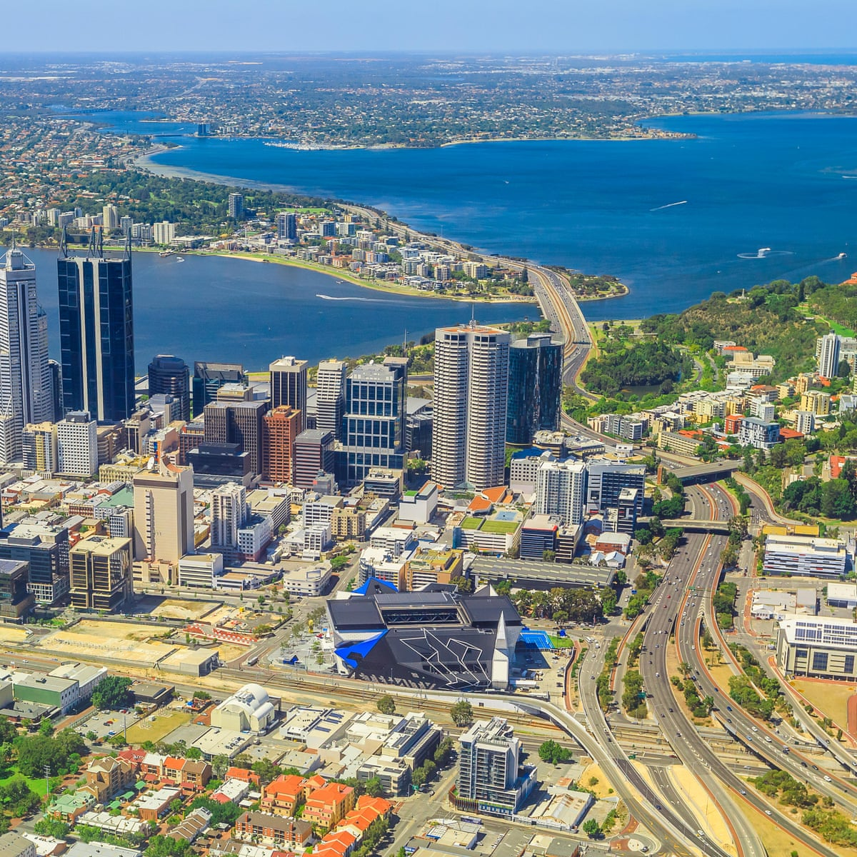 A Local S Guide To Perth Western Australia Travel The Guardian