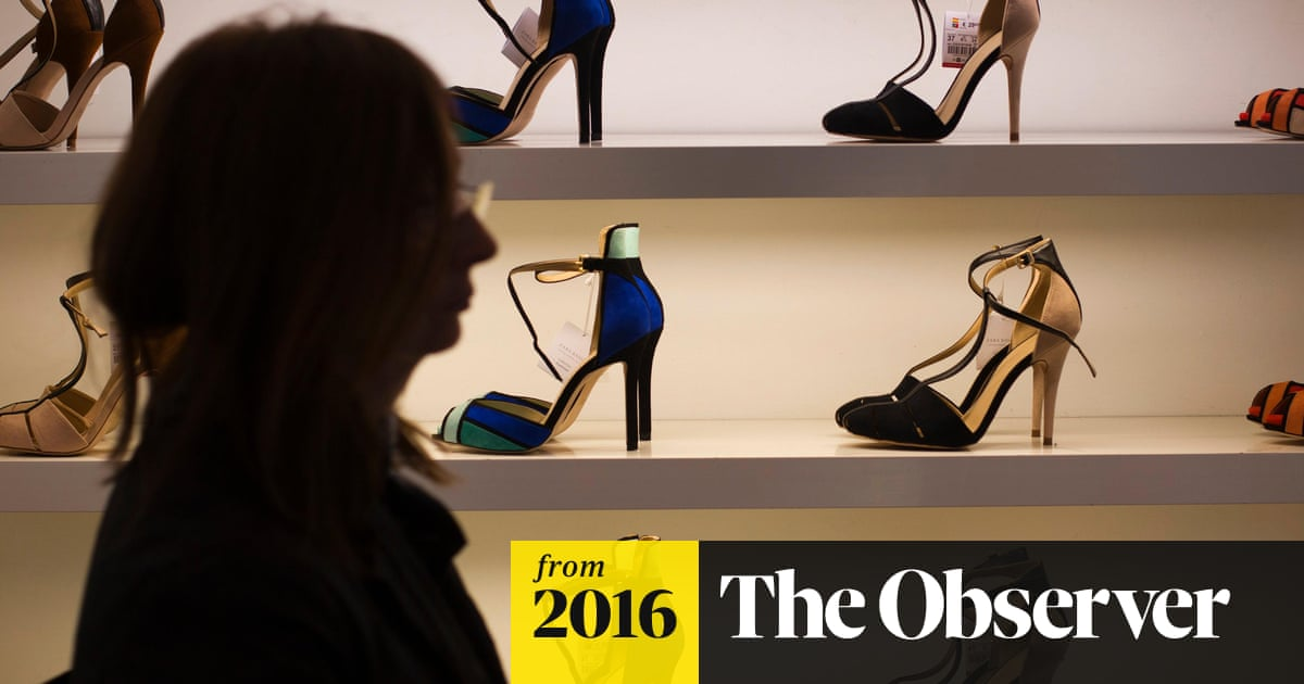 The expensive 'Italian' shoes made for a pittance in east
