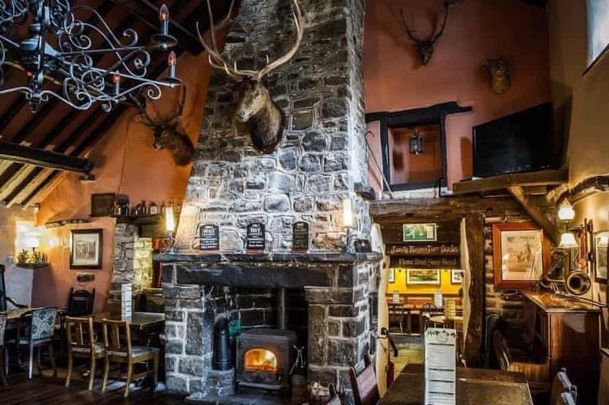 Old Nags Head, Edale, Derbyshire