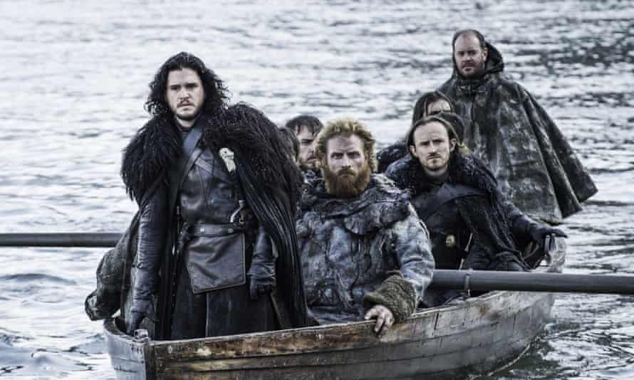 Game of Thrones hit 20 million viewers on average for its fifth season and received 24 Emmy nominations including a best drama nod.
