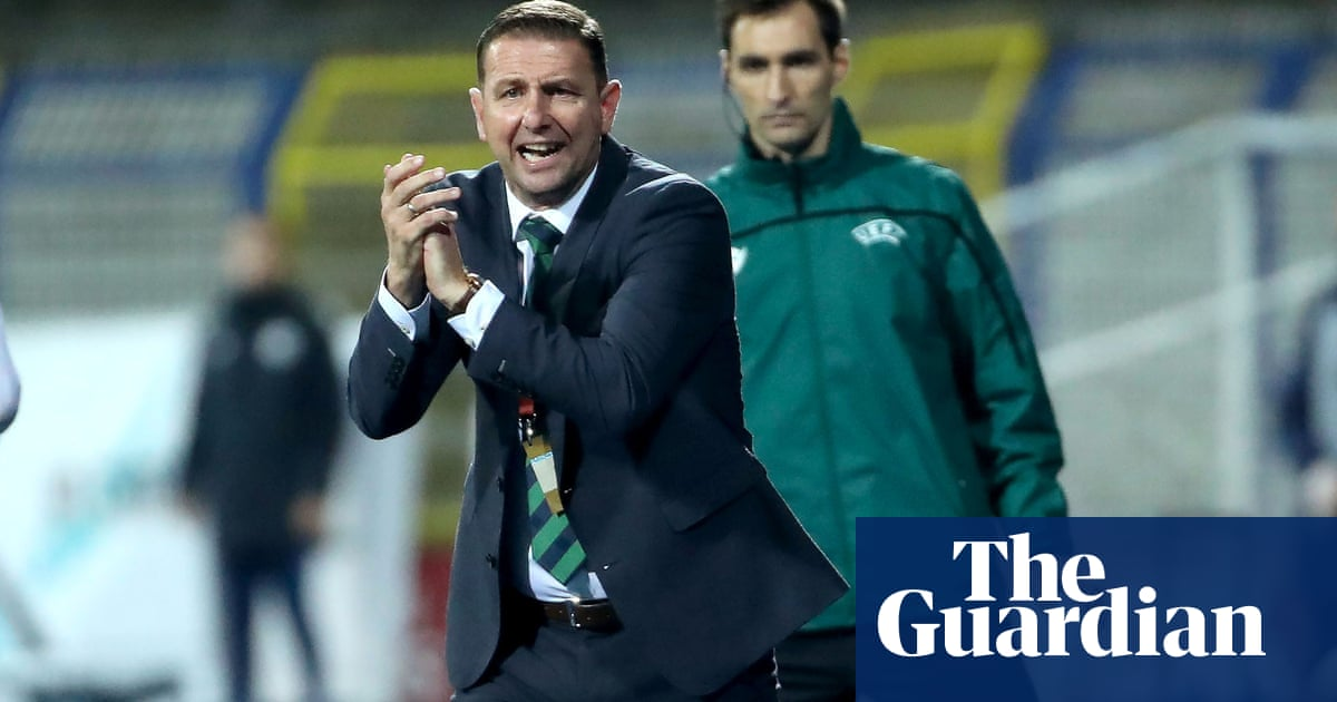 Northern Ireland on mission Ray of Sunshine in play-off against Slovakia