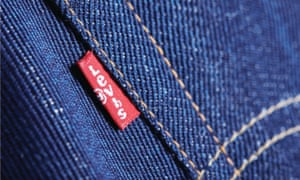 Evrnu and Levi's jeans