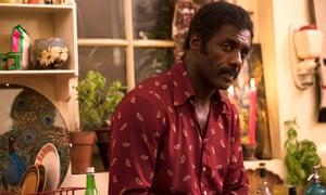 Radical … Idris Elba in Guerilla.