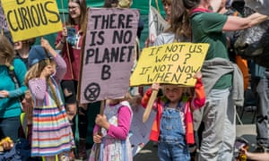 'Increases in global temperatures are leading to more extreme weather events, endangering certain heavily-populated areas and threatening agricultural systems.'