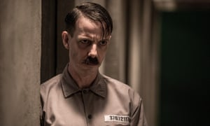 Noah Taylor as Hitler, an inmate of hell in Preacher.