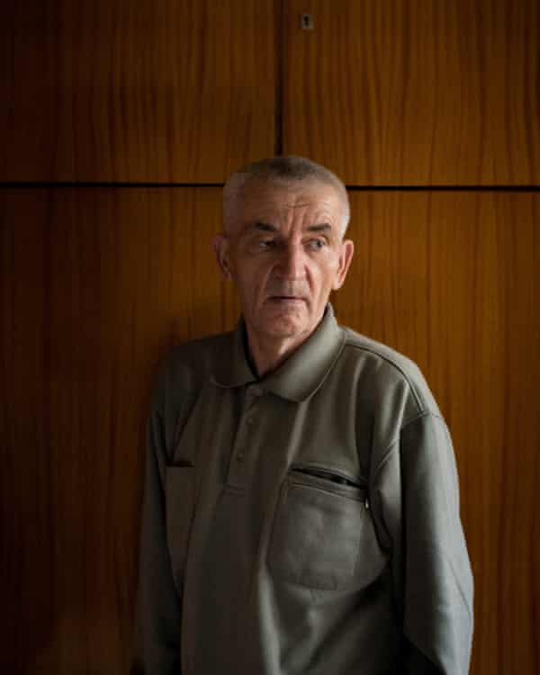 57-year-old Ivica Vojtulek, who moved into an apartment in Osijek in 2012