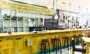 Taberna Guatiné, bar/