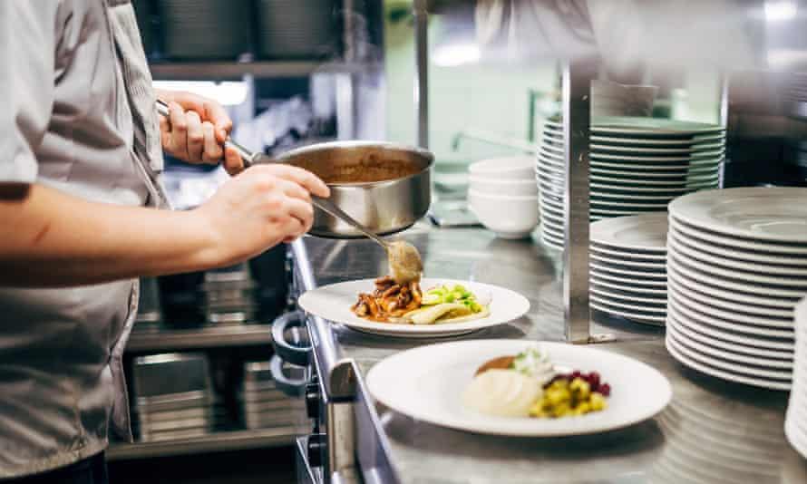 Fine dining at Elite, Helsinki