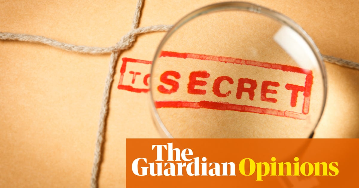The Guardian view on official secrets: plans that undermine democracy