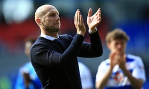 Jaap Stam has impressed in his first season in charge at Reading and says his team have 'nothing to lose' in the play-offs.