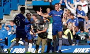 Ross Barkley has three goals and three assists in 391 minutes of football under Maurizio Sarri after suffering under Antonio Conte's management.