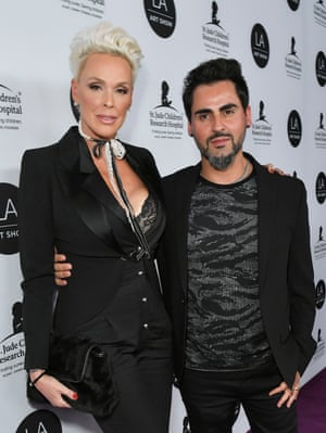 Brigitte Nielsen on giving birth at 54: 'I was trying until