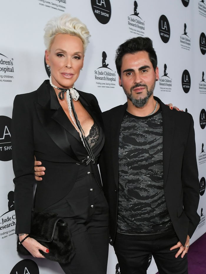 Brigitte Nielsen On Giving Birth At 54 I Was Trying Until There
