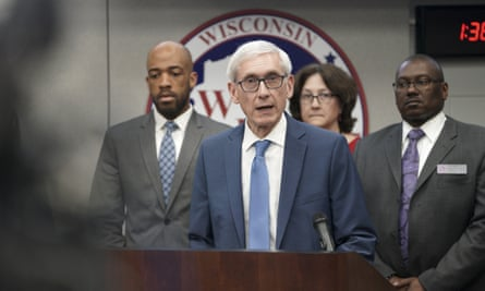 Governor Tony Evers extended Wisconsin's stay-at-home order until 26 May.