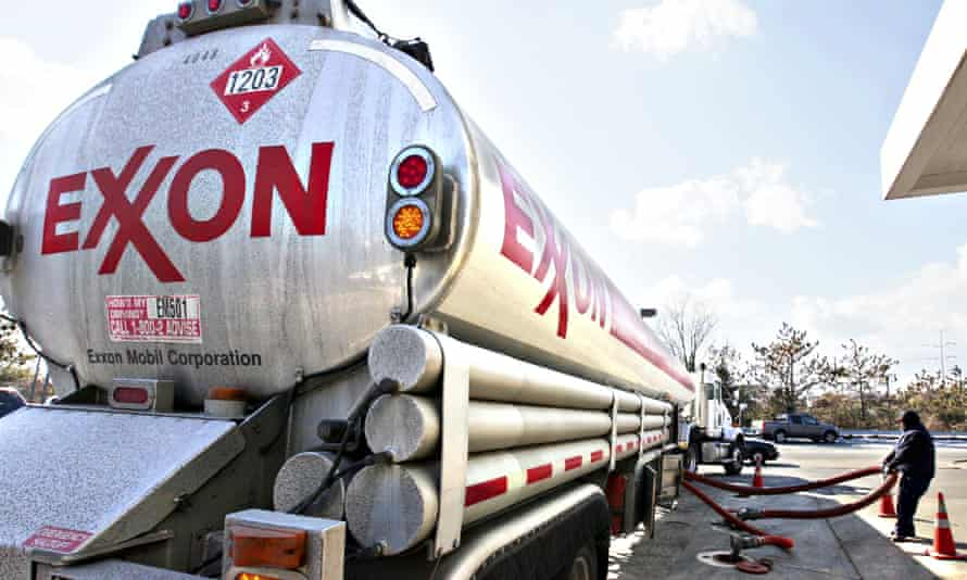 ExxonMobil moved to squash the well-established series just nine days after the presidential inauguration of George W Bush, a former oil executive.