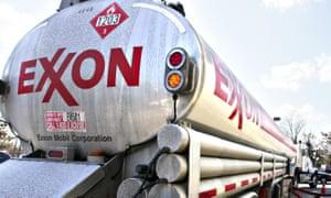Exxon Mobil tanker
