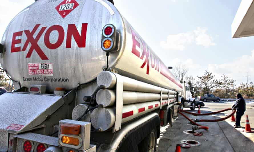 As ExxonMobil prepares to release its latest set of results this week, the company continues to show little genuine interest in preparing for a less carbon-intensive future.