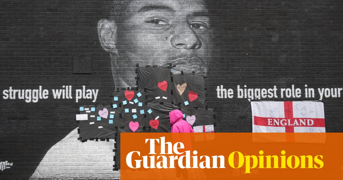 England the country – not the football team – needs to take a look at itself | Barney Ronay