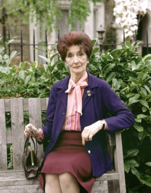 'I ain't one to gossip' … Dot Cotton.