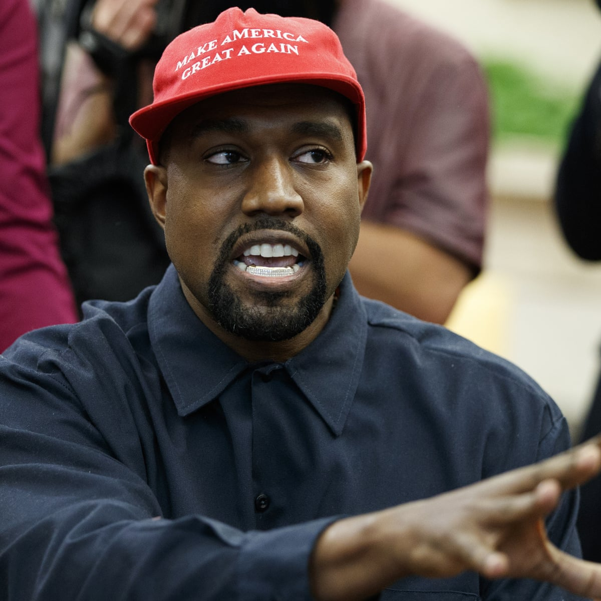 Kanye West pledges to perform in Maga ...