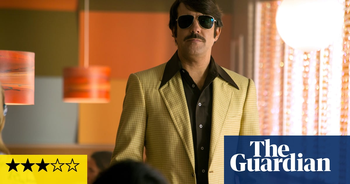 Driven review – stranger-than-fiction tale of drugs and DeLoreans