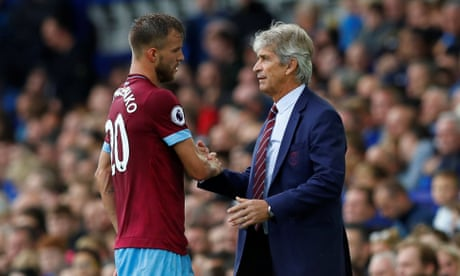 West Ham's Andriy Yarmolenko proves his worth with match-winning display at Everton | Jonathan Wilson