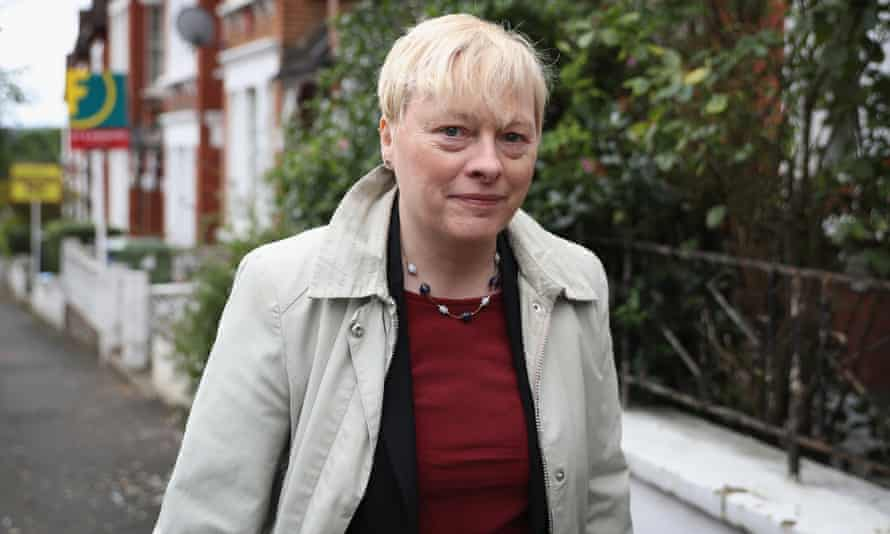 Angela Eagle is expected to launch her bid on Monday.