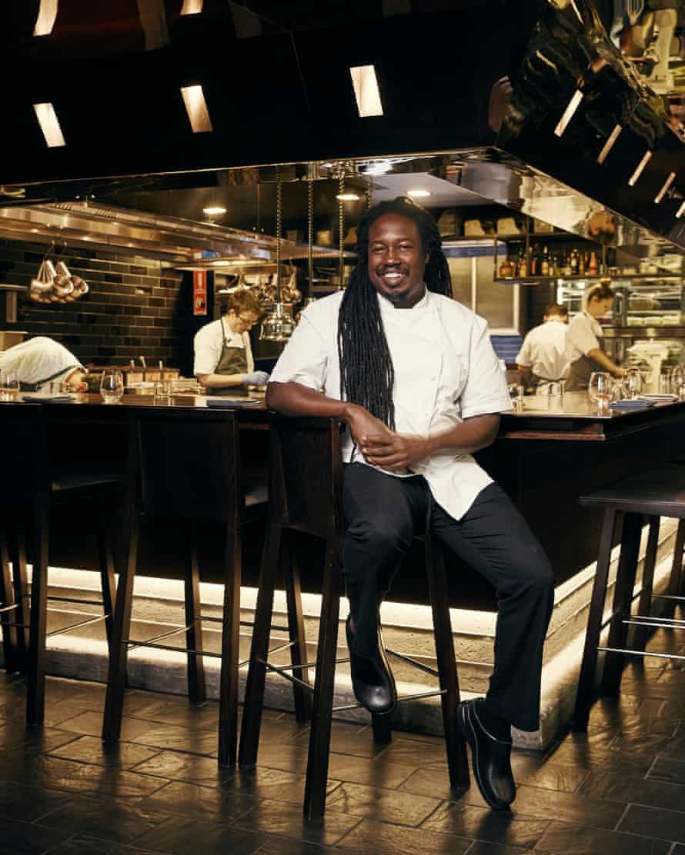 Paul Carmichael, executive chef at Momofuku Seiōbo in Sydney