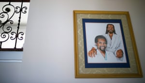 Ben Carsons house a homage to himself  in pictures  US news