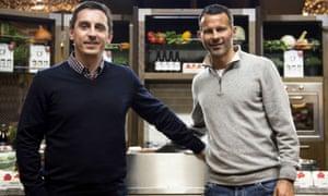 Gary Neville and Ryan Giggs