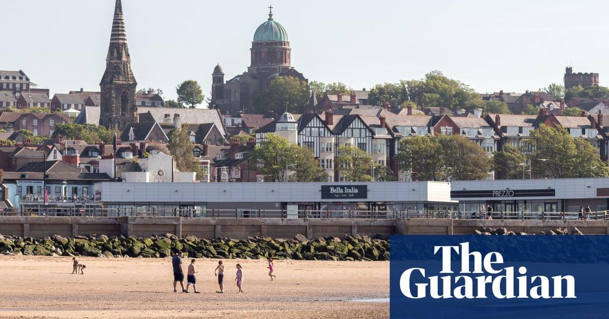 Wallasey in Merseyside tops list of British property hotspots