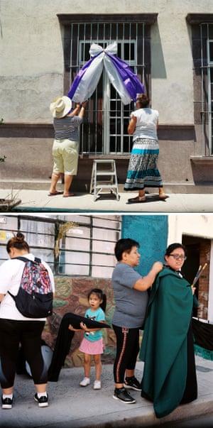 Easter under lockdown in San Luis Potosí