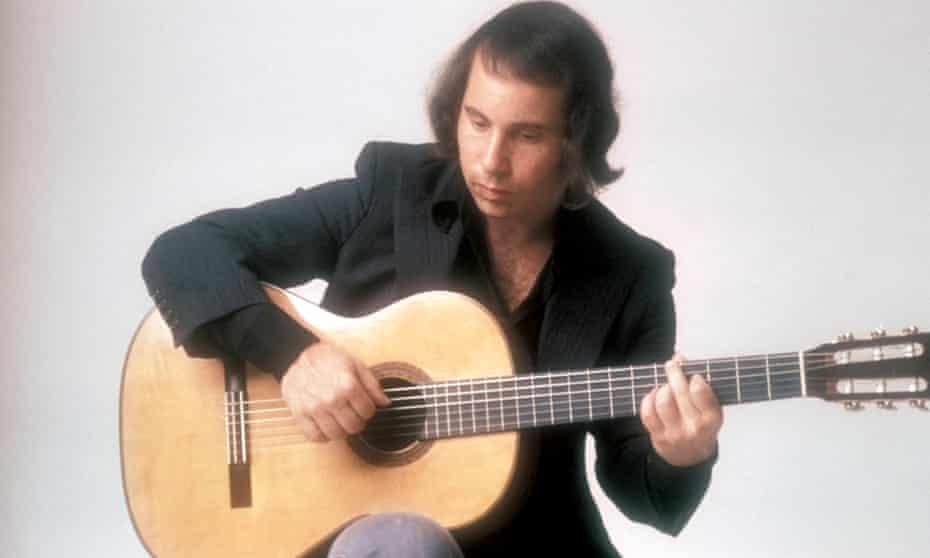 Paul Simon in 1973.