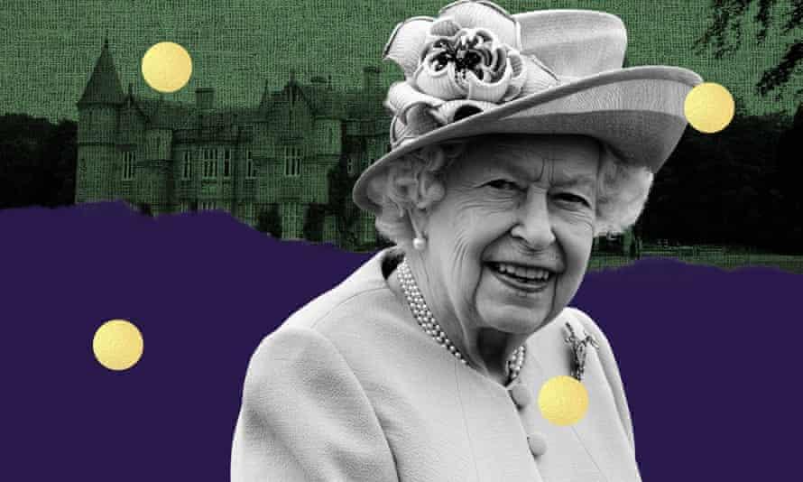 Queen Elizabeth II, Balmoral Castle