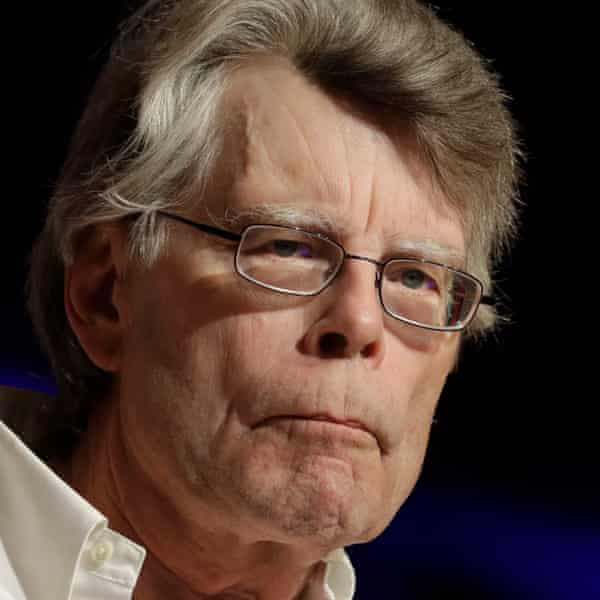 Stephen King: much of his output is concerned with the battle between good and evil.