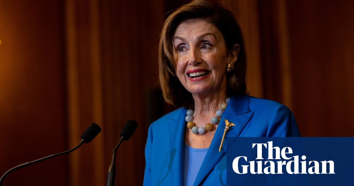 Will Nancy Pelosi retire at the end of this term – and if so, who will take her place?