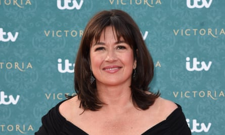Daisy Goodwin said a government official groped her during a visit to Downing Street to discuss a proposed TV show.