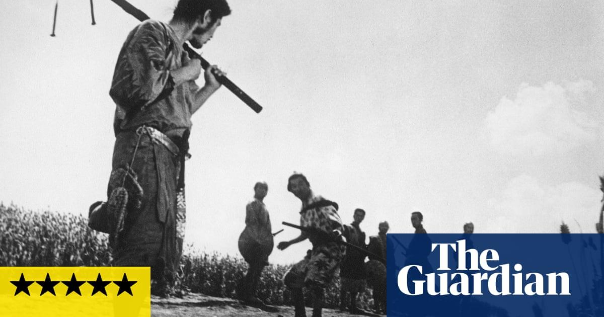 Seven Samurai review – an epic primal myth that pulsates through cinema