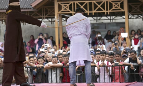 Indonesia: gay men facing 100 lashes for having sex